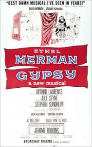 Gypsy Original Broadway